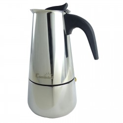 Cafetera Inox Comelec 10T CSS6110