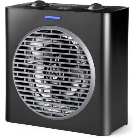 Calefactor Vertical B&D 2000W Negro 2003E