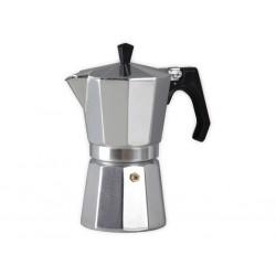 Cafetera Aluminio Macao 3T